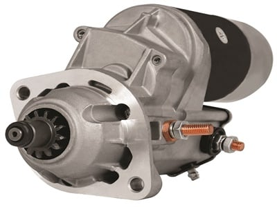 The L545 is designed to provide consistent and reliable performance to 3.9- to 5.9-liter engines in school buses and other applications.