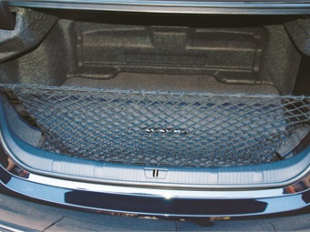 The Avalon Livery also features a larger trunk for the gasoline version -- 16 cubic feet compared to 14.4 cubic feet in the 2012 version.