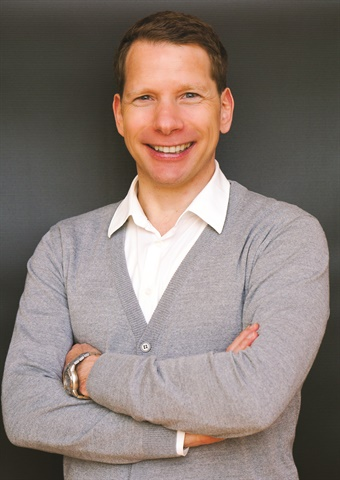 Carsten Kahner wants to use tech for good, not evil.