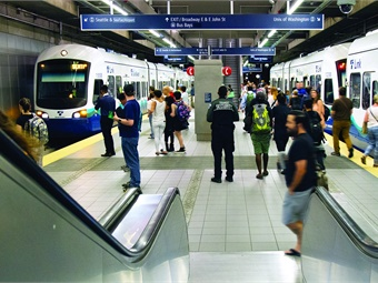In the next five years, Link will add 22 stations and expand to more than 50 miles of rail service.Sound Transit
