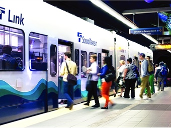 A baseline cost estimate for the Redmond project is being finalized for presentation to the Sound Transit Board in October. Sound Transit