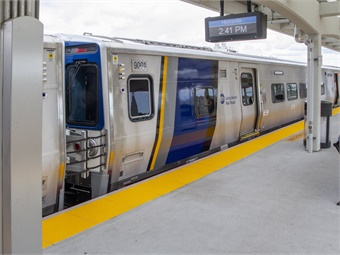 The fleet will consist of 202 cars, the last of which are expected to begin passenger service in March 2021.LIRR