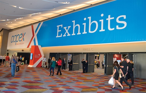 The 2016 AAPEX show is expected to feature more than 2,200 exhibitors and 45,000 targeted buyers.