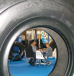 Maxam Tire Latam LLC was among the 205 exhibitors on the show floor of the seventh Latin American & Caribbean Tyre Expo.