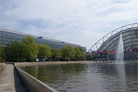 Leipzig Mess (exterior)