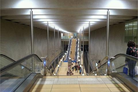 Leipzig S-Bahn Station
