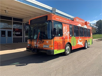 Lightning System's first Transit Bus Repower powertrain was deployed in a 2004 30-foot GILLIG bus and has been on the road with a transit operator in Colorado for the past nine months.