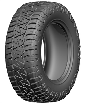 Linglong says its new tire is an all-terrain, mud terrain and highway terrain tire mainly for modified vehicles.