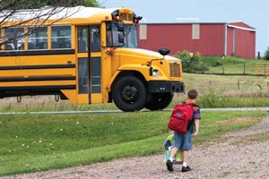 The National School Bus Loading and Unloading Survey is compiled each year by the Kansas State Department of Education's School Bus Safety Education Unit.
