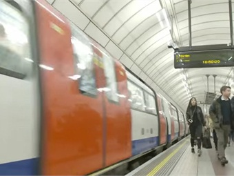 London Underground screenshot.