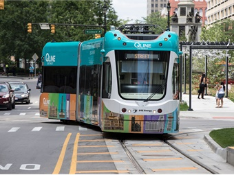 The Michigan Department of Transportation is responsible for providing safety oversight of the Detroit People Mover automated guideway and the Q Line streetcar systems.
