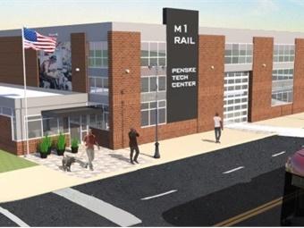 M-1 Rail