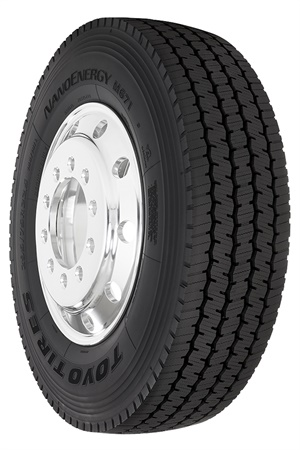 The new Toyo M671 is available inthree SKUs: 295/75R22.5 G/14, 11R22.5 G/14, and 11R22.5 H/16.