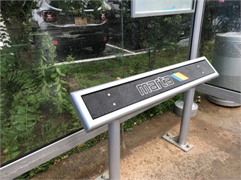 The project of adding 1,000 shelters and related amenities will grow that number exponentially as residents see the value of added comfort and safety at bus stops, according to MARTA and Tolar officials.Tolar