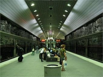MARTA station Photo: Chris Yunker/Flickr
