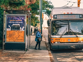 Due to the successful results, the testing is translating to long-term changes. BostonBRT