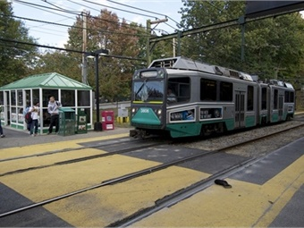 The GLX project adheres to the scope and benefits identified in the FFGA, including six new light rail stations, replacement or rehabilitation of eight bridges, and a new pedestrian/bike path.