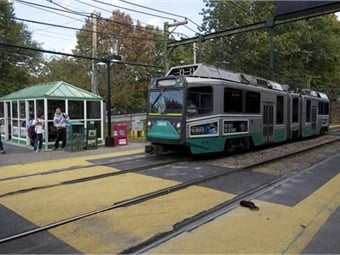 The GLX project adheres to the scope and benefits identified in the FFGA, including six new light rail stations, replacement or rehabilitation of eight bridges, and a new pedestrian/bike path. MBTA