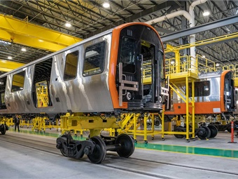 All production vehicles will be assembled and tested in the CRRC MA Rail Car Assembly Facility.