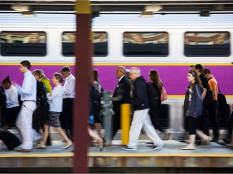In an effort to balance demand, the MBTA will adjust rates at its 99 parking facilities starting August 1. Photo: Keolis