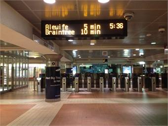 Photo courtesy MBTA