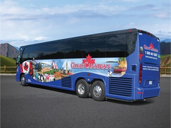 The first quarter sales numbers were dominated once again by companies purchasing large 45-foot motorcoaches. MCI