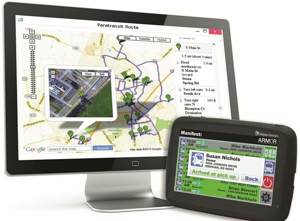 A R M O R Mobility Software Solution Bus Metro Magazine