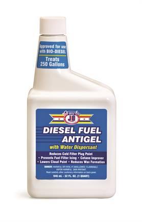 Diesel Fuel Antigel Bus Metro Magazine