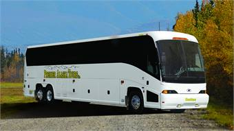 Premier Alaska Tours began hand-selecting its top drivers from the summer and training them to drive during the icy winter conditions as its wintertime business began to expand.