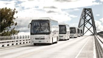 Vermont's Premier Coach teaches eco-driving techniques that increase fuel efficiency and ensure safety, as well as improve the customer's riding experience.