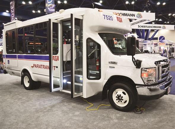 Aerotech Shuttle Bus Metro Magazine