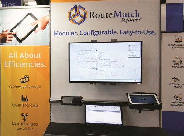 Routematch Software Management Amp Operations Metro Magazine
