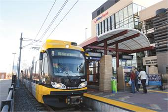 Passengers using electronic devices on public transit systems across the U.S. are increasingly becoming the target of thieves. Minneapolis-based Metro Transit partnered with the city police department to deploy joint officer details, including the use of plainclothes officers.
