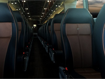 Arrow's key to success stems from always focusing on the customer to provide them with the highest level of service, including redesigned seating.