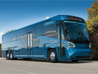 "MCI calls the MCI D45 CRT LE with ""revolutionary accessibility"" among the most significant model launches in its history."