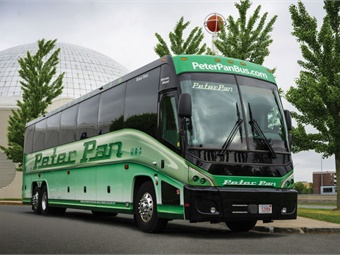 Overall, 82% of operators around the U.S. and parts of Canada reported business was either up or even in 2019, compared to the year previous. Peter Pan Bus Lines