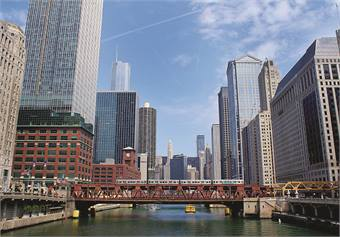 The Chicago Transit Authority's partnership with Groupon best aligned with riders coming into the city for festivals and weekend activities.