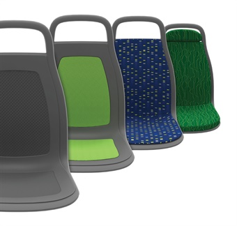 The Insight-Prime and Insight-Prime+ feature single-piece construction and are 20% lighter than previous seating models.