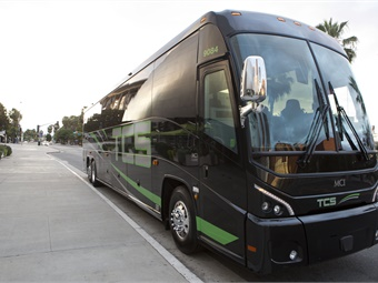 In just about five years, TCS has expanded its fleet from 18 to 61 coaches.