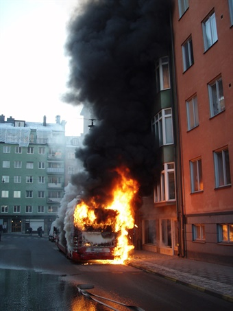 Niklas Nordenskär – Greater Stockholm Fire Brigade