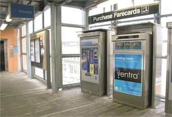 The CTA will offer customers the opportunity to purchase a Ventra Card which can be used as a prepaid debit card to make retail purchases as well as pay for transit service.
