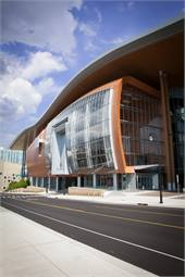 ABA's Marketplace rolled into the recently opened Music City Center in Nashville. Photo courtesy Nashville CVB