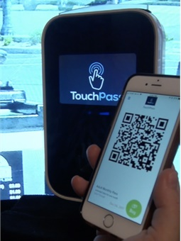 Delerrok's TouchPass is for small and mid-sized systems.