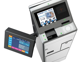 Scheidt & Bachmann's new FB/50 farebox contributes to faster boarding times and complete flexibility to current and future revenue schemes, including open payments and mobile ticketing.