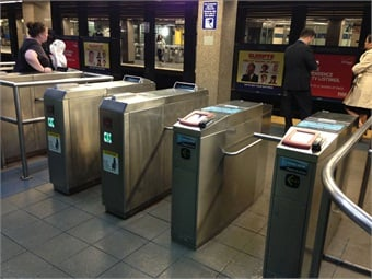 """SEPTA hopes its chip-enabled """"Key"""" system will be available to bus, trolley, subway and trackless trolley riders sometime this year for the first phase of its rollout."""
