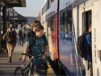 Photos courtesy Utah Transit Authority