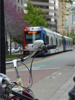 UTA solicited feedback from various stakeholders on the First/Last Mile study, including bikeshare and carshare groups.