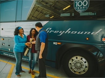 Greyhound While business was down slightly in recent years for Greyhound, London-based investment house Liberum projects revenues will rise sharply in 2017.