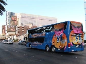 Economic Shifts Boost Intercity Bus Industry, While