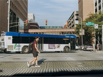 With the goal to perfect the current bus system, IndyGo is in the process of moving from a hub-and-spoke system to a grid system, which means a full redesign.